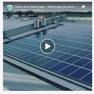 Entretienpanneaux photovoltaïques - Plumelin