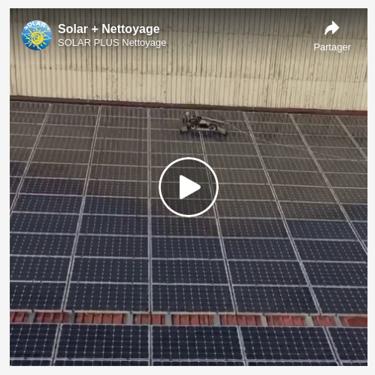 Entretien panneaux photovoltaïques - Loire Atlantique