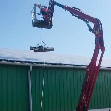 Installation du robot Optimus