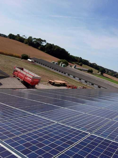 Nettoyage de panneaux photovoltaïques - Bretagne 465063083491579925157075422964173380255744o