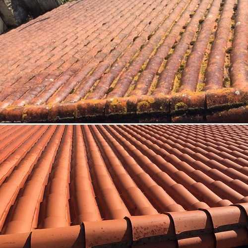 Nettoyage toiture chez les particuliers 0